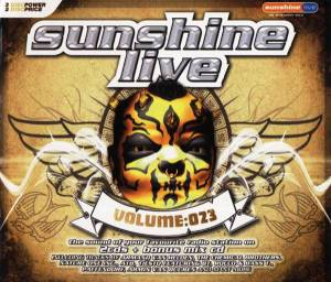 Cover - Klubbingman Feat. Beatrix Delgado: Sunshine Live Volume: 23