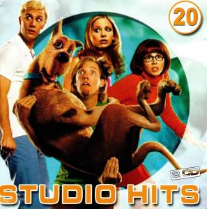 Cover - Kelly Osbourne: Studio 33 - Studio Hits 20