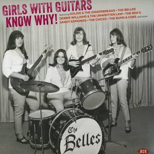 Cover - Denise: Girls With Guitars Know Why!