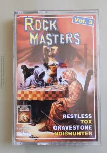 Rock Masters Vol. 3 (Tape) - Bild 1