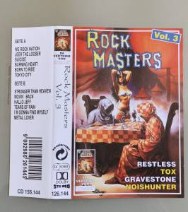Rock Masters Vol. 3 (Tape) - Bild 2