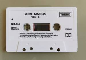 Rock Masters Vol. 3 (Tape) - Bild 3