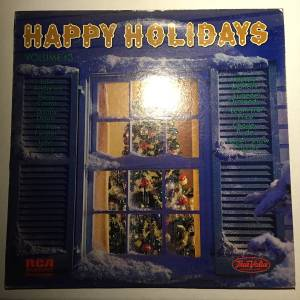 Cover - Henry Mancini & His Orchestra & Chorus: Happy Holidays, Volume 13