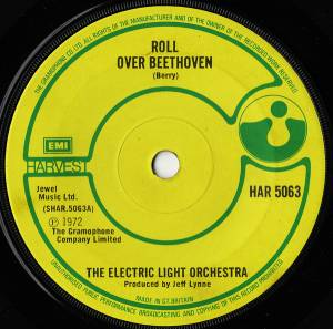 "Electric Light Orchestra: Roll Over Beethoven (7"") - Bild 1"
