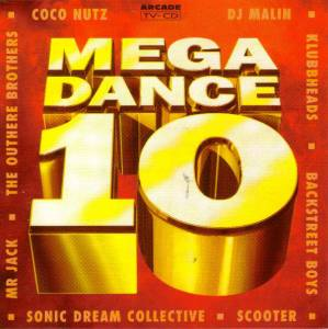 Cover - Indo: Mega Dance 10