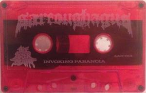 Sarcoughagus: Invoking Paranoia (Tape-EP) - Bild 2