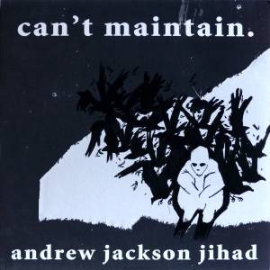 Andrew Jackson Jihad: Can't Maintain (LP) - Bild 1