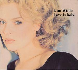 Kim Wilde: Love Is Holy - Cover