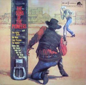 Cover - Sons Of The Pioneers, The: Sons Of The Pioneers, The