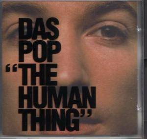 Cover - Das Pop: Human Thing, The