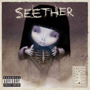 Cover - Seether: Finding Beauty In Negative Spaces