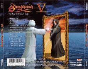 Symphony X: V - The New Mythology Suite (CD) - Bild 2