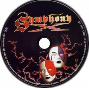 Symphony X: V - The New Mythology Suite (CD) - Bild 3