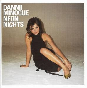 Dannii Minogue: Neon Nights - Cover