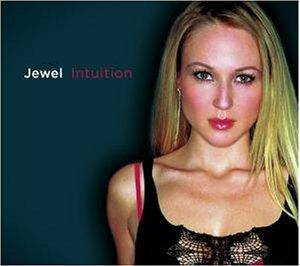 Jewel: Intuition - Cover
