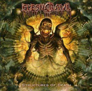 Cover - Fleshcrawl: Structures Of Death