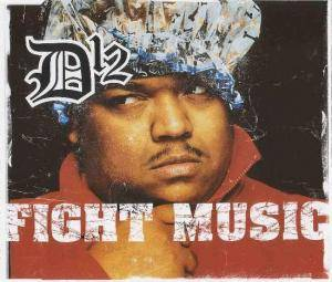 Cover - D12: Fight Music