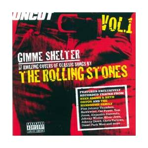 Gimme Shelter Vol. 1: 17 Amazing Covers Of Classic Songs By The Rolling Stones - Cover