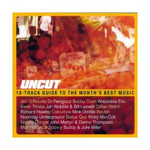 Uncut - 2001 12 - 18-Track Guide To The Month's Best Music - Cover