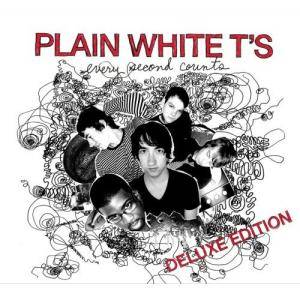 Plain White T's: Every Second Counts - Cover