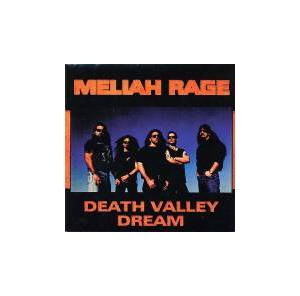 Cover - Meliah Rage: Death Valley Dream