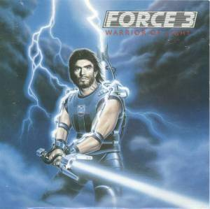 Force 3: Warrior Of Light - Cover