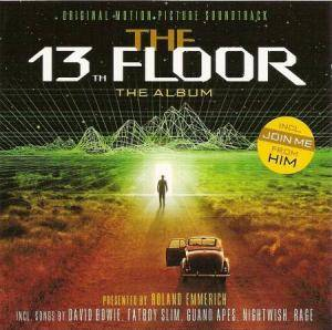 13th Floor - The Album, The - Cover