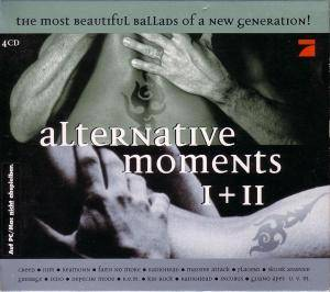 Cover - Mother Love Bone: Alternative Moments I + II