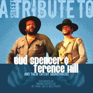 Street Tribute To Bud Spencer & Terence Hill, A - Cover