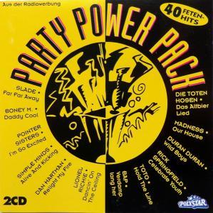 Party Power Pack 1 - Cover
