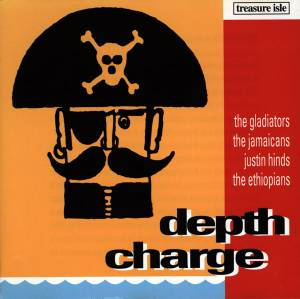 Cover - Stranger Cole: Depth Charge