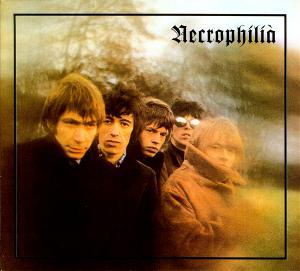 Rolling Stones, The: Necrophilia - Cover