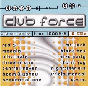 Cover - Beam & Yanou: Club Force