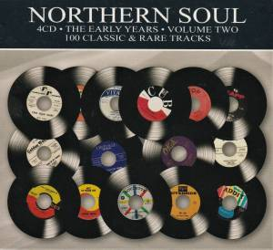 Cover - Vibrations, The: Northern Soul - The Early Years Volume Two