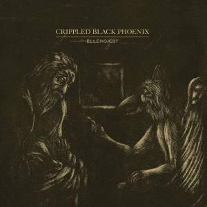 Crippled Black Phoenix: Ellengaest (CD) - Bild 1