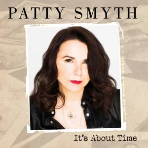 Cover - Patty Smyth: It's About Time