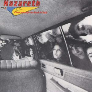 Nazareth: Close Enough For Rock 'n' Roll - Cover