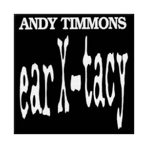 Cover - Andy Timmons: Ear X-Tacy