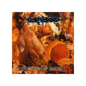 Carcass: Symphonies Of Sickness (CD) - Bild 1