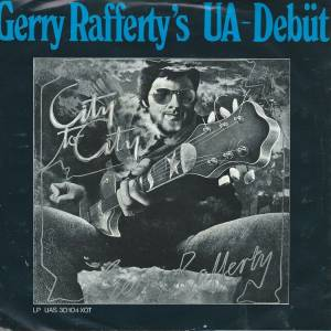 "Gerry Rafferty: Baker Street (7"") - Bild 2"