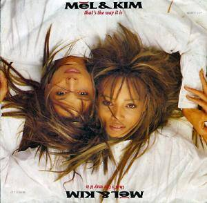 Mel & Kim: That's The Way It Is - Cover