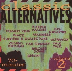 Classic Alternatives Volume 2 - Cover