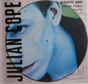 Julian Cope: Charlotte Anne - Cover