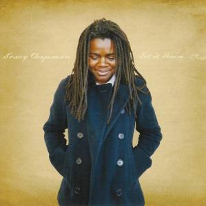 Tracy Chapman: Let It Rain - Cover