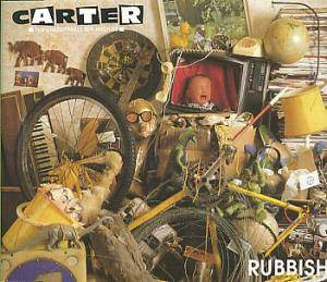 Cover - Carter The Unstoppable Sex Machine: Rubbish