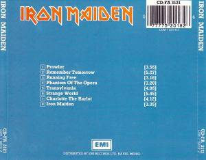 Iron Maiden: Iron Maiden (CD) - Bild 2