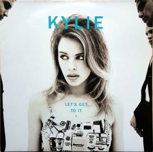 Cover - Kylie Minogue: Let's Get To It