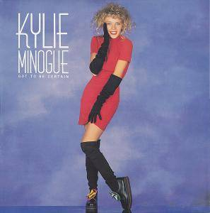 Kylie Minogue: Got To Be Certain - Cover