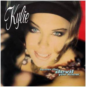 Kylie Minogue: Better The Devil You Know - Cover
