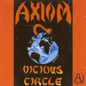 Axiom: Vicious Circle - Cover